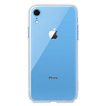 9640c194ec iPhone XR ケース/NEW iPhoneXR用【amacore】ハードケース クリア (iPhoneXR,