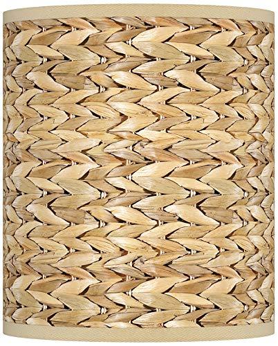 Seagrass Giclee Shade 10x10x12 (Spider) ()