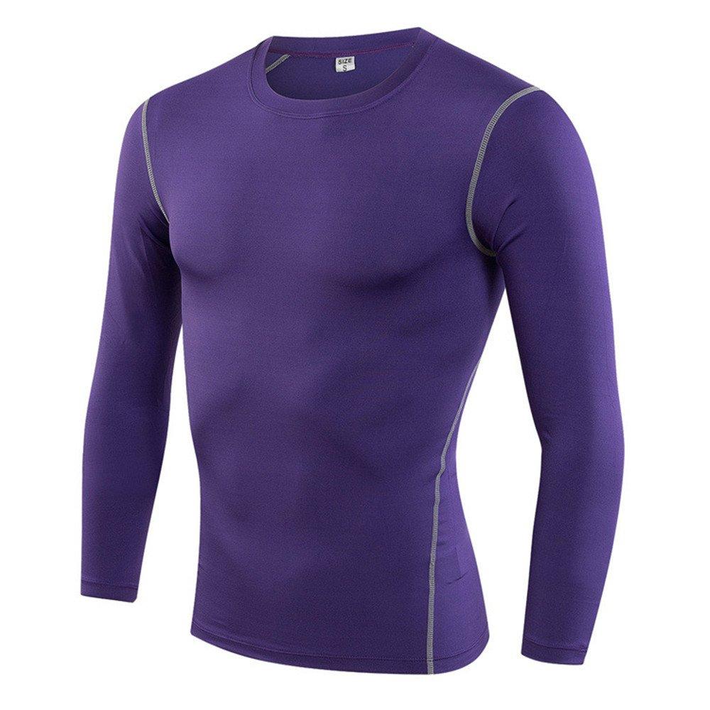 Uglyfrog Deportes y Aire Libre Hombre Ciclismo Medias Ropa Deportiva Running Camisetas Long Sleeve Spring M1019