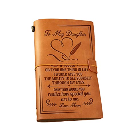 Amazon Leather Journal