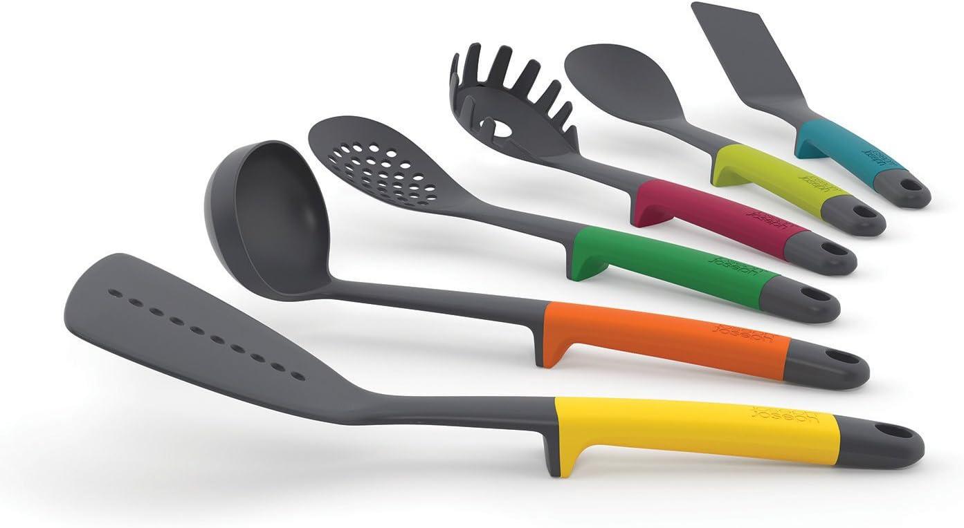Amazon Com Joseph Joseph Elevate 6 Piece Kitchen Tool Set Kitchen Dining