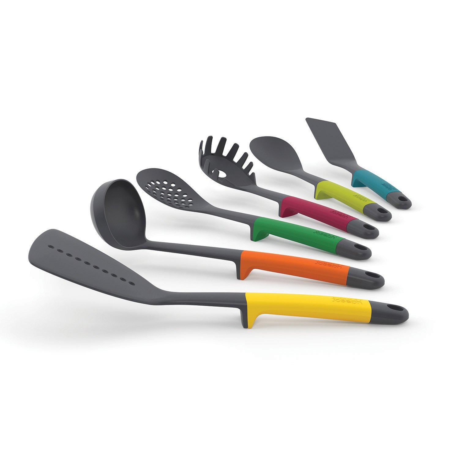 Amazon.com: Joseph Joseph Elevate 6-Piece Kitchen Tool Set: Kitchen ...