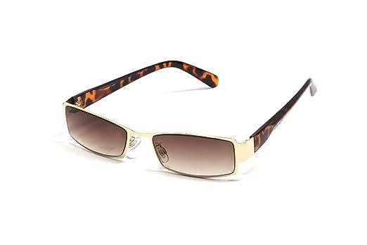 df022102a9cf39 Amazon | ザ・ 威圧力 メタルフレーム サングラス UVカット 紫外線カット 2204-2 | サングラス 通販