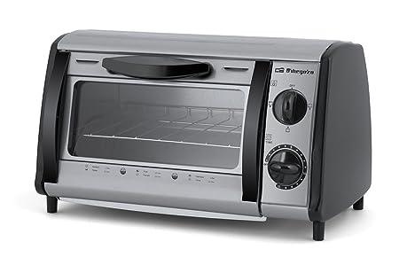 Orbegozo HO 810 A Mini horno- tostador multifunción, 800 W ...