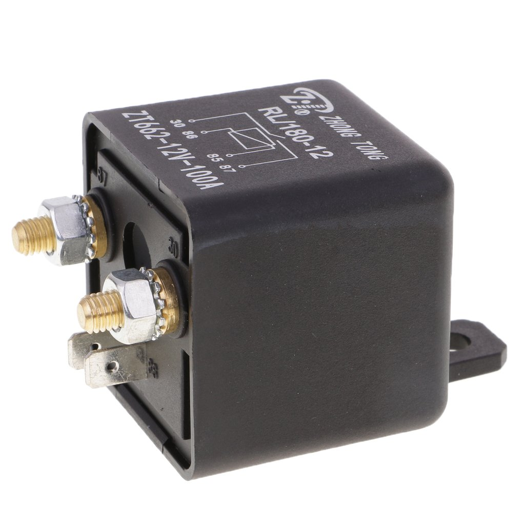 Nagares Split Charge Relay Wiring Diagram