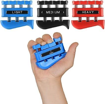 Spring Hand Grip Finger Wrist Hand Exercise Forearm Training Fitness Equipment