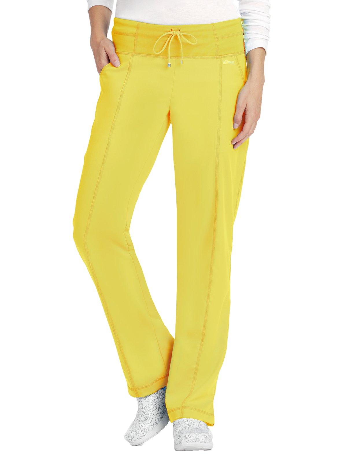 Grey's Anatomy Active 4276 Yoga Pant Sunshine L