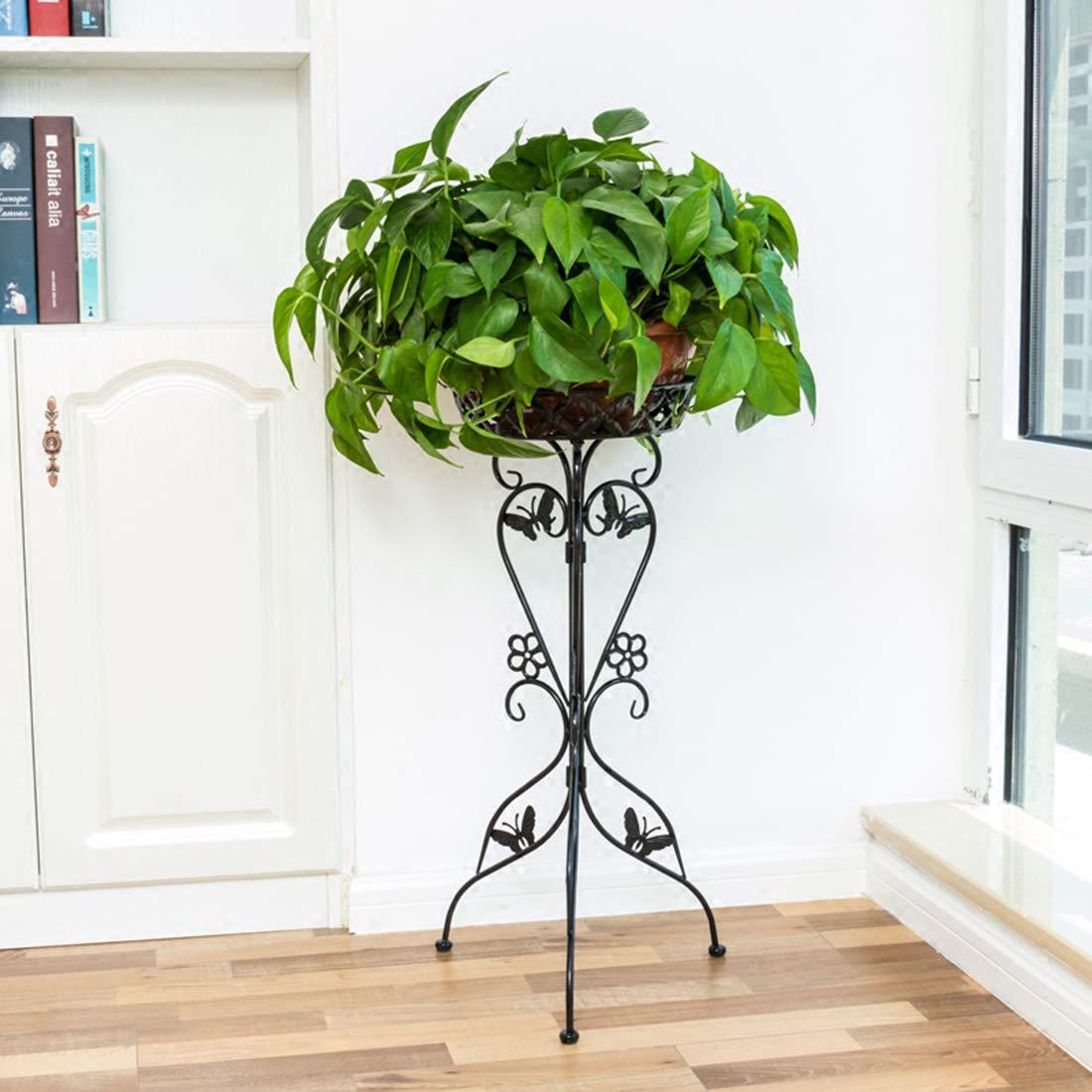 3a5956ee6d2 YAHAMA Porte Pot de Fleurs en Fer Forgé Support Pot Plantes étagère Pot   Amazon.fr  Jardin