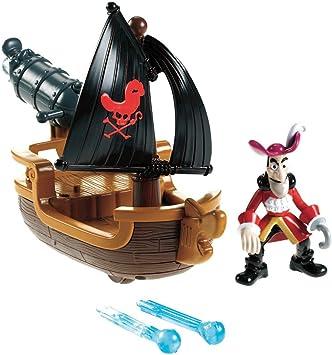Disney Jake and Never Land Pirates Skater Jake Izzy Hook figure Mega toy Deal