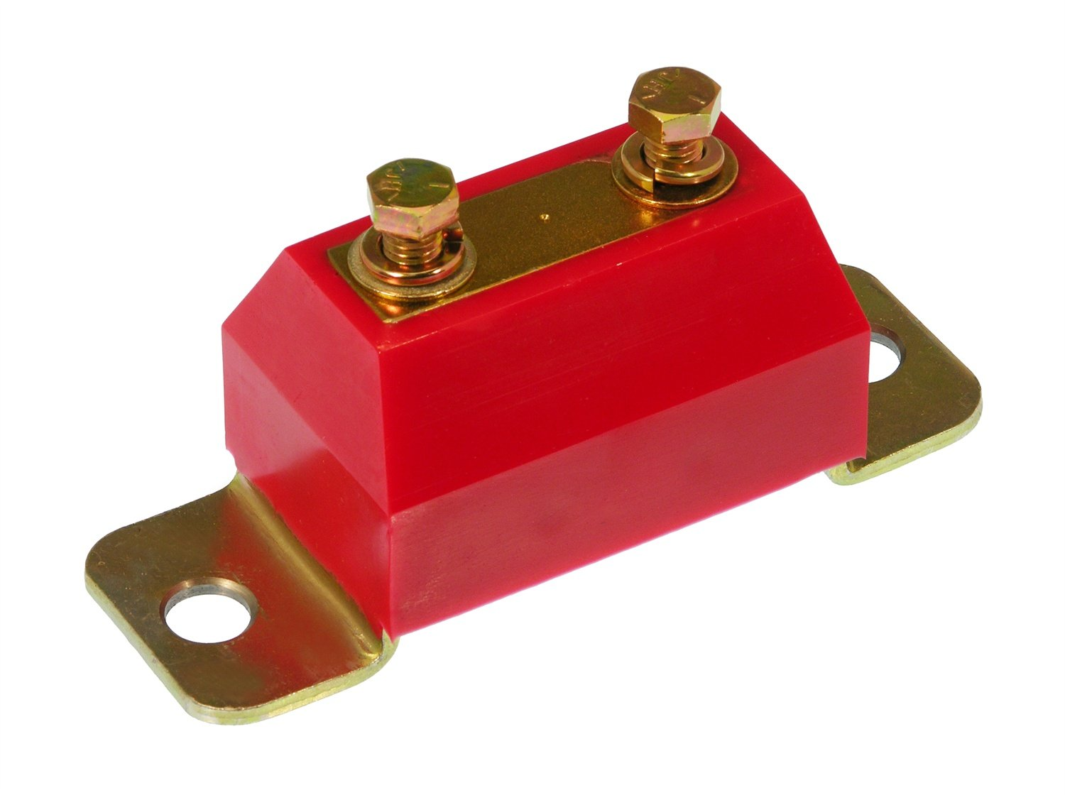 Prothane 6-1604 Red 6 Cylinder Automatic and Manual Transmission Mount Kit by Prothane