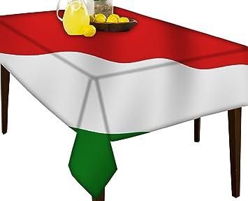 Outdoor Küche Aus Ungarn : Ungarn flagge wasserabweisend tischdecke esstisch cover protector