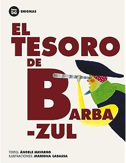 El tesoro de Barbazul (Primeros lectores: Enigmas) (Spanish Edition)