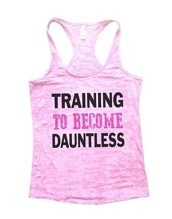 de1188040335d Womens Fashion Dauntless Burnout Gym Workout Tank Top Clothing Funny  Threadz (Small, Light Pink