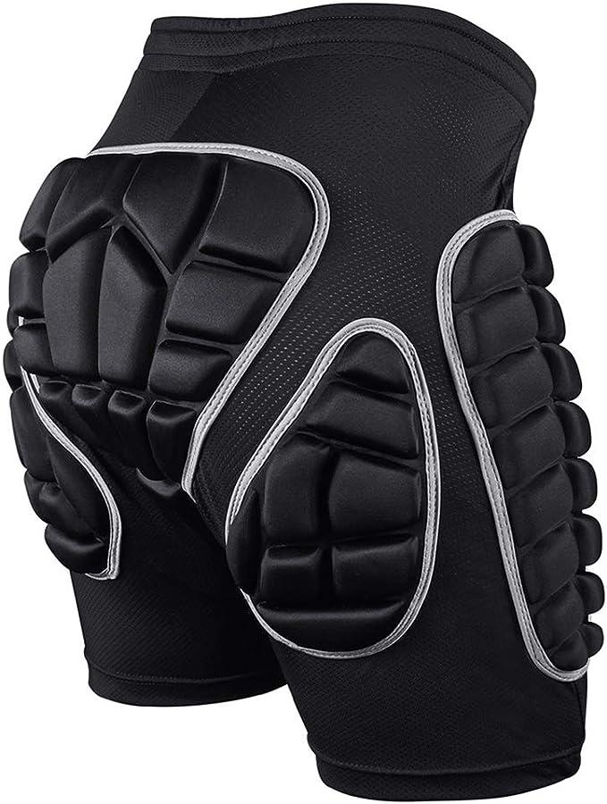 Protektorenhose Snowboard Ski Protektor Hose Schutzhose Unisex Sporthose