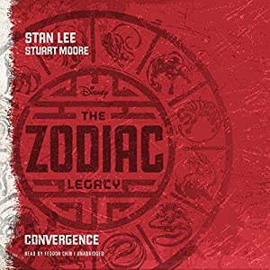 The Zodiac Legacy: Convergence Audiobook