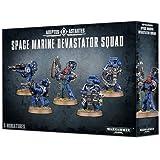 Warhammer 40,000 - Space Marine Devastator Squad 48-15