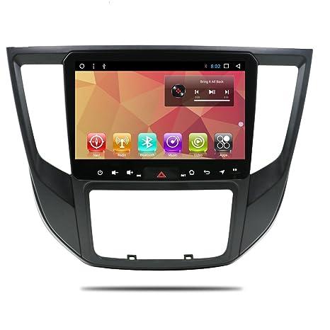 Android 7.1 Radio de Coche GPS Multimedia Estéreo Navia para Mitsubishi Lancer-ex 2017 Unidad