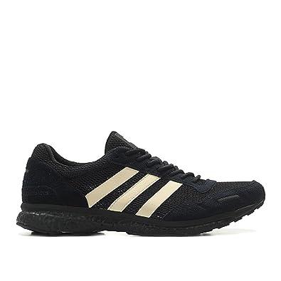 adidas x Undefeated Men Adizero Adios 3 (BlackDunecore Black)