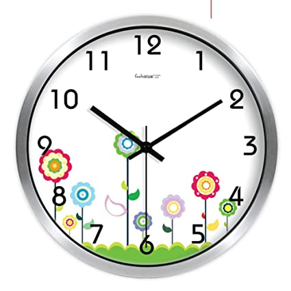 Amazon.com: Juxianggou Decorating Ideas Living Room Clock ...