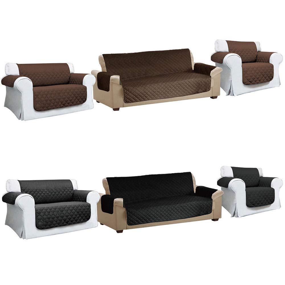 Funda de sofá Protector, Acolchado Sofá Sofá Butaca Pet Protector Hoja de la Cubierta del Amortiguador de Muebles Lanza