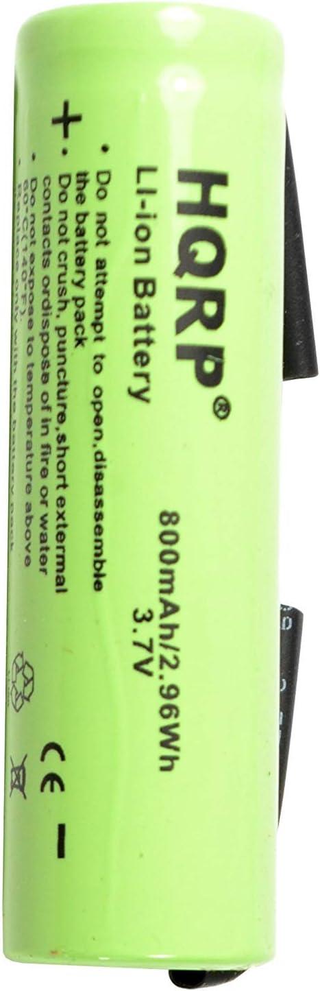 Amazon Com Hqrp Batería Para Philips Rq1050 Rq1095 Rq1150 1180x 1160x 1160xcc 8138xl 8140xl 8150xl 8151xl Rq1160 Rq1275 Rq1280 Rq1290 1060x 1090x 1150x Norelco Shaver Destornillador Y Posavasos Health Personal Care