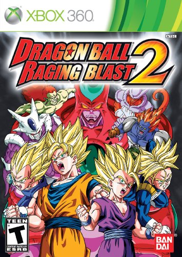 (Dragon Ball: Raging Blast 2 - Xbox 360)