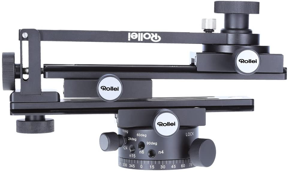 Rollei Panorama Head 200 Mark Ii 360 Degree Panorama Camera Photo