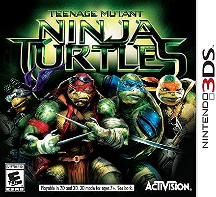 Activision Teen Mutant Ninja Turtles, 3DS - Juego (3DS ...