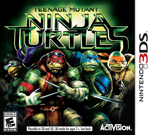 Teenage Mutant Ninja Turtles - Nintendo 3DS (Ninja Nintendo Ds)