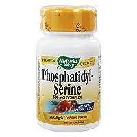 Nature's Way Phosphatidylserine - 60 Softgels