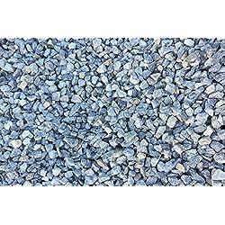 Aquarium Gravel Rock Substrate 10 pounds (Gray Mist)