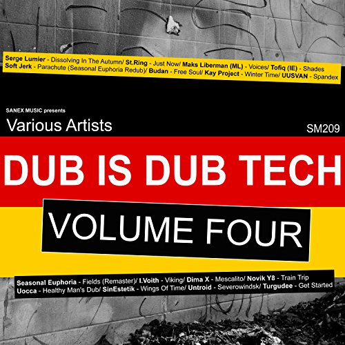 Dub Is Dub Tech, Vol. 4