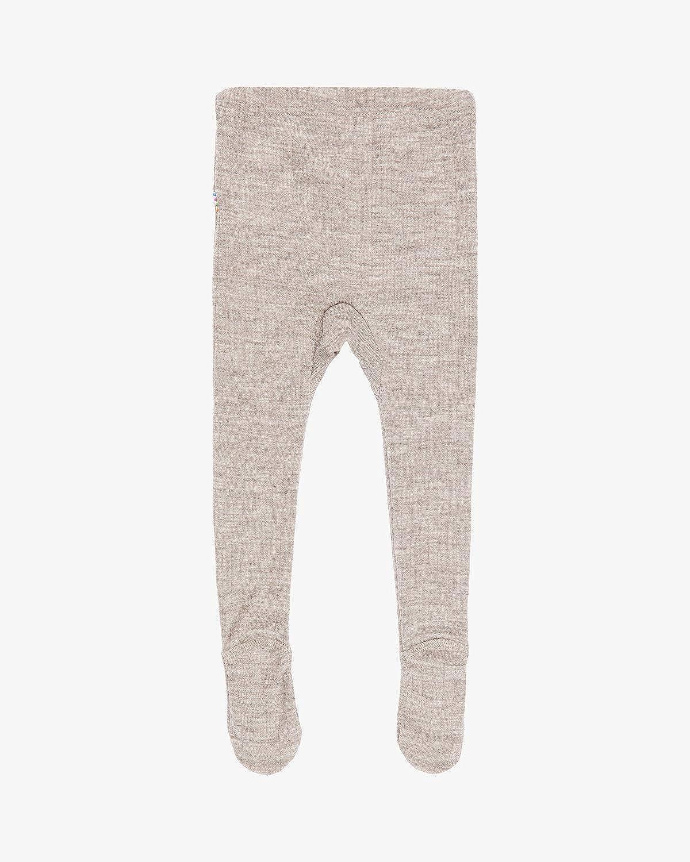 Joha Leggings mit Fu/ß Wolle