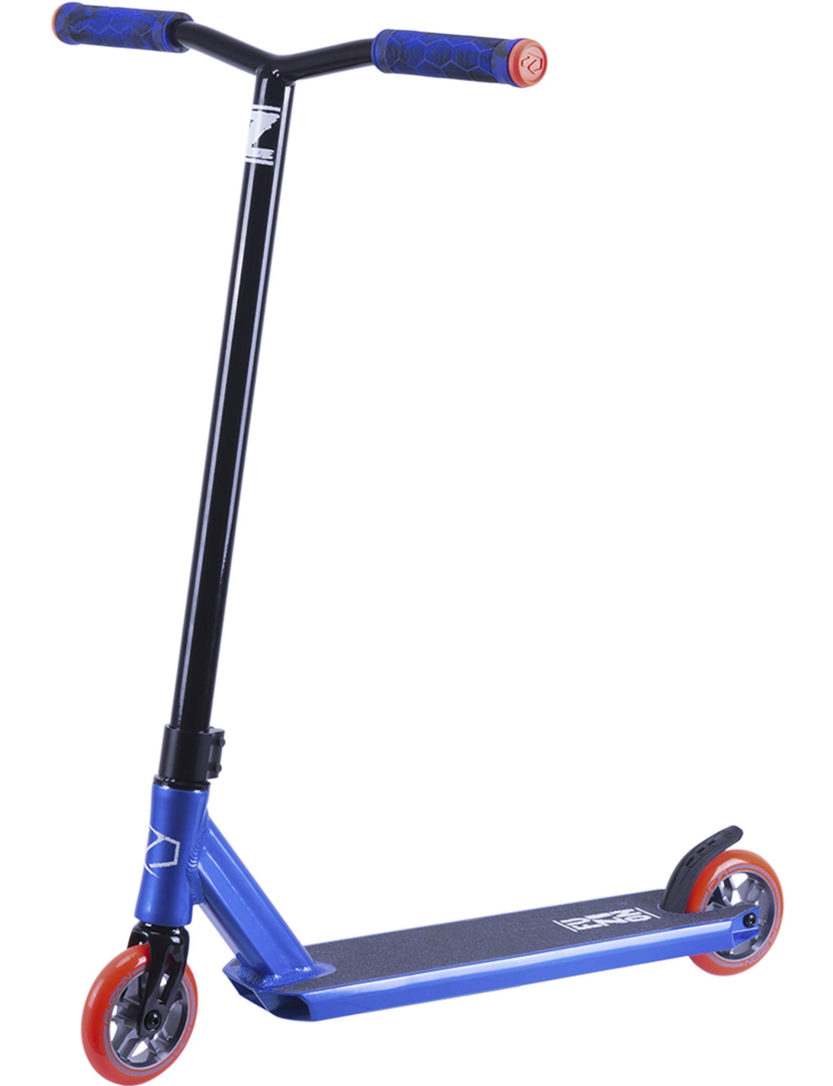 Fuzion Z250 Pro Scooters - Trick Scooter - Intermediate and Beginner Stunt Scooters for Kids 8 Years and Up, Teens and Adults – Durable Freestyle Kick Scooter for Boys and Girls (2019 Racing Blue)