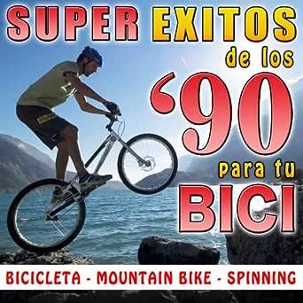 Super Éxitos de los 90s para Tú Bici. Bicicleta, Mountain-Bike ...