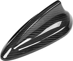 Antenna Cover- Car Carbon Fiber Antenna Shark Fin Cover Trim for F22 F30 F35 F34 F32 F33 F80