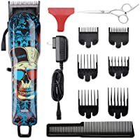 Cosyonall Pro Cordless Rechargeable Men's Hair Cutting Kit