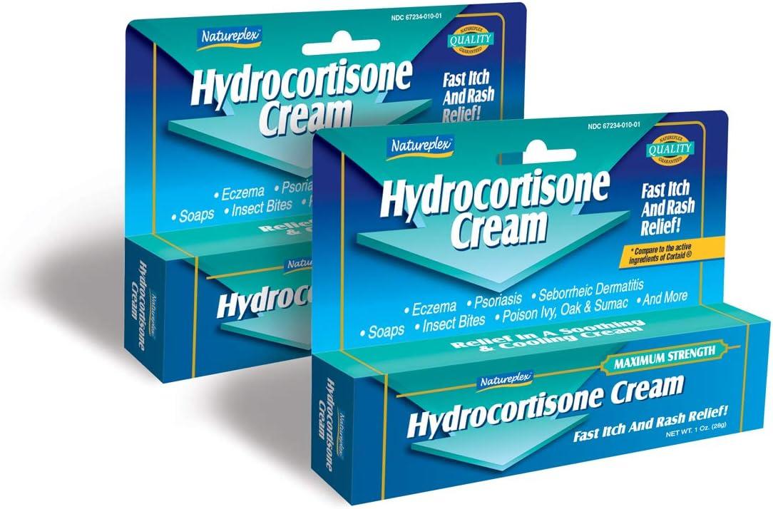rash hydrocortisone