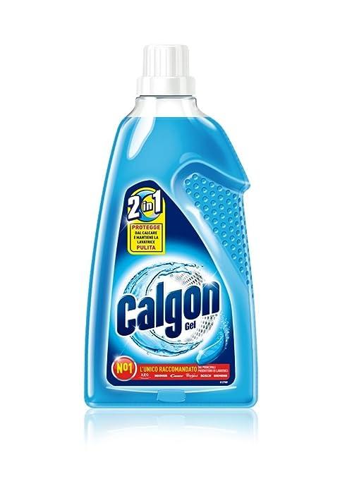 40 opinioni per Calgon Gel 2 in 1 Anticalcare, 1500 ml