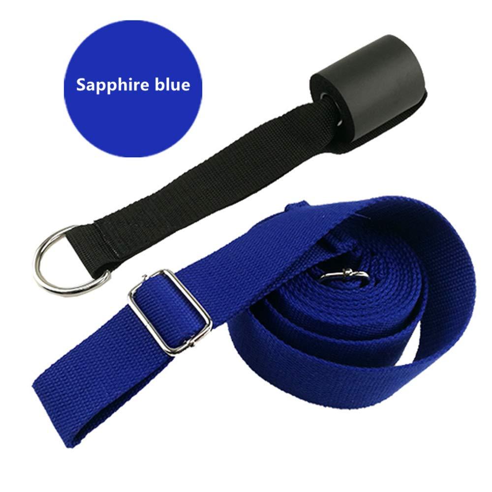 Amazon.com : LEDGOO Yoga Belts with Storage Bag, Stretching ...