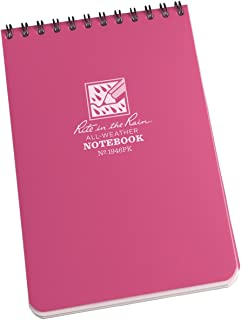 product image for 1 X Rite in the Rain Pink Hip Pocket Notebook 4 x 6# 1946