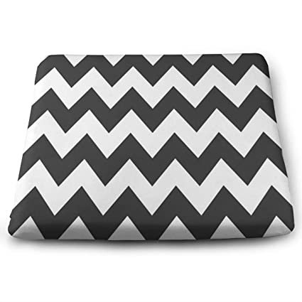 Terrific Amazon Com Seat Cushion Black Letters Love With Arrow Gmtry Best Dining Table And Chair Ideas Images Gmtryco