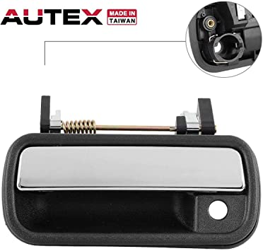 Front Exterior Outer Door Handle Driver Side for 1989-1995 Toyota Pickup 4Runner