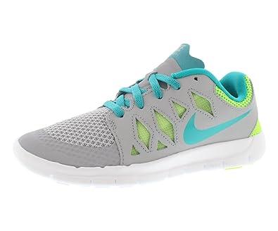 53bfa3315cbb Amazon.com  Nike Free 5 (PS) Girl s Running Shoes Size US 11 ...