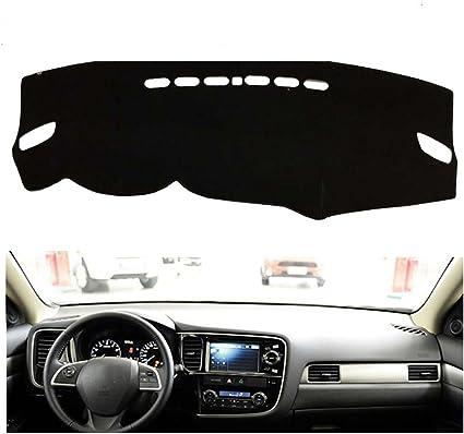 For Nissan Altima 2007-2012 Dashmat Dash Cover Dashboard Mat Dashcover Pad Black
