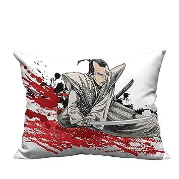 Amazon.com: YouXianHome Household Pillowcase A Warrior ...