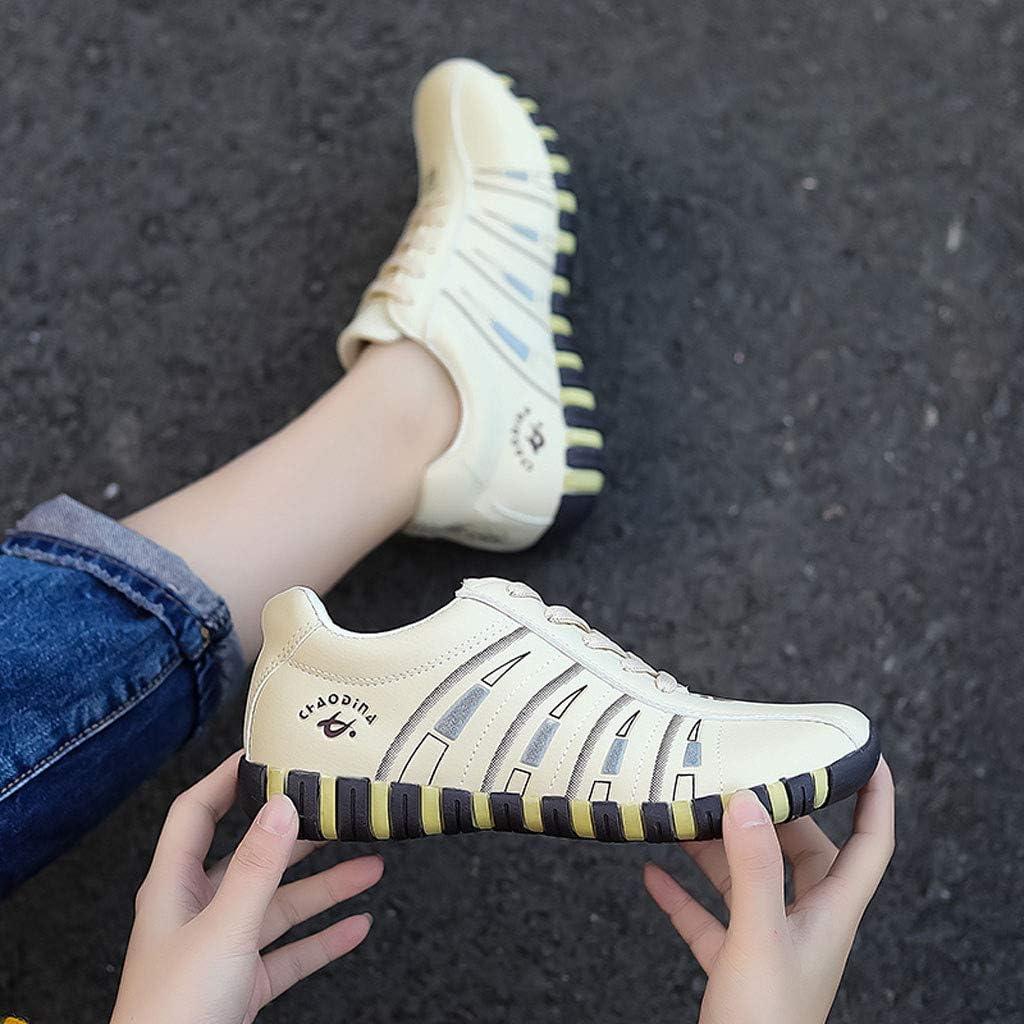 HDUFGJ Damen Trekking-/& Wanderschuhe Atmungsaktiv Outdoor-Schuhe Freizeitschuhe