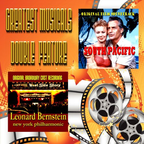 Greatest Musicals Double Feature - South Pacific & West Side Story ()
