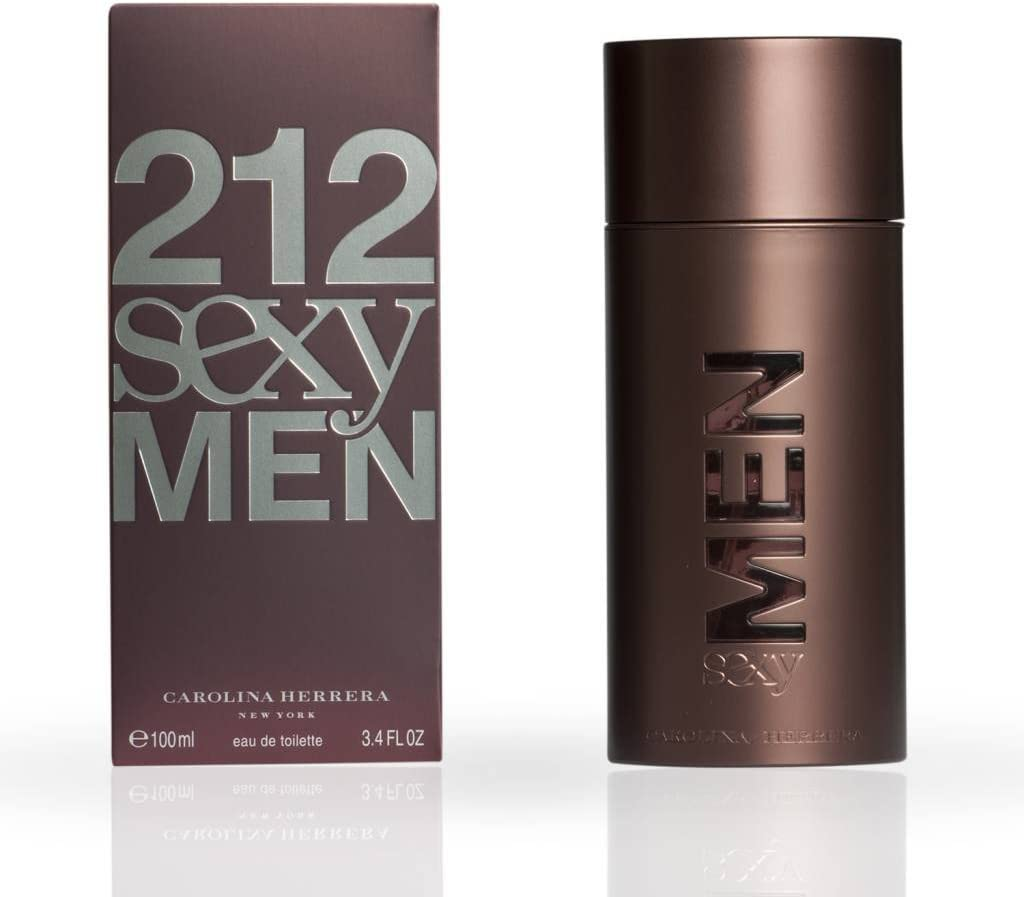 212 SEXY MEN Eau De Toilette vapo 100 ml: Amazon.es: Belleza