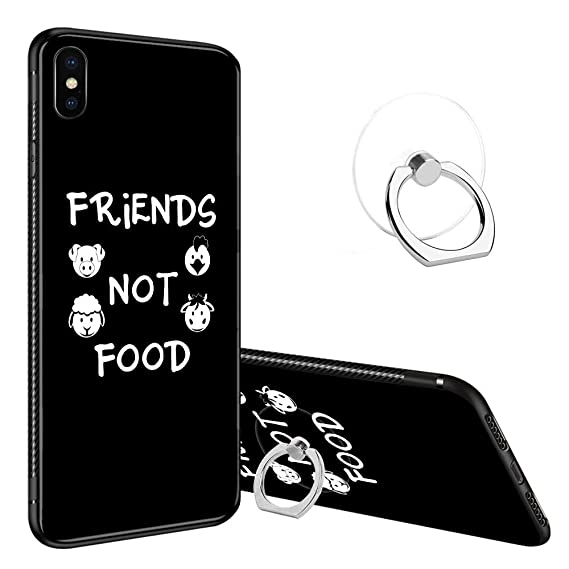 68d789464e2 Amazon.com  iPhone XR Case Tempered Glass Back Cases